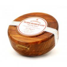 D.R. Harris & Co. Marlborough Barbersæbe i Maghoni Skål (100 g)