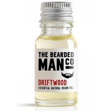The Bearded Man Driftwood Beard Oil (10 ml)