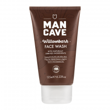 Mancave Willow Bark Face Wash (125 ml)