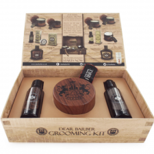 Dear Barber Giftset Collection 5 Fibre