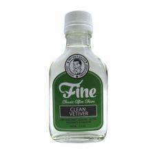 Fine Clean Vetiver Aftershave (100 ml)