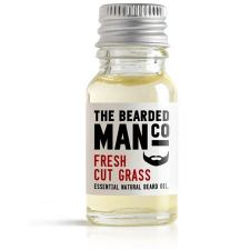 The Bearded Man Fresh Cut Grass Beard Oil (10 ml)