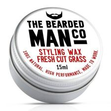 The Bearded Man Fresh Cut Grass Moustache Wax (15 ml)