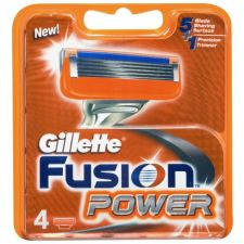 Gillette Fusion Power Barberblade (4-pak)