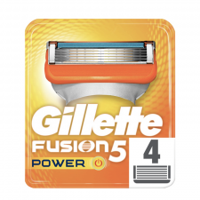 Gillette Fusion5 Power Barberblade (4 stk.) (made4men)