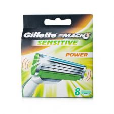 Gillette MACH3 Sensitive Power Rakblad (8-pack)