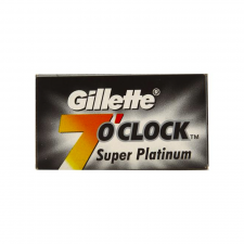 Gillette 7 O'Clock Super Platinium Barberblade