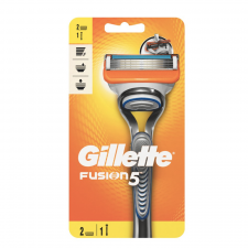 Gillette Fusion5 Barberskraber ( Inkl. 2 barberblade) (made4men)