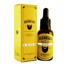 Golden Beards Økologiske Skægolie - Big Sur (30 ml)