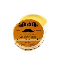 Golden Beards Økologiske Skægvoks (15 ml)