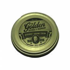 Golden Beards Shaving Cream Bergamot (100 ml) (made4men)