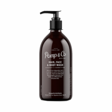Pomp & Co. Hair, Face & Body Wash (1000 ml) (made4men)