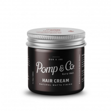 Pomp & Co. Hair Cream (30 ml) (made4men)