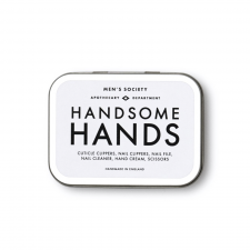 Handsome Hands Manicure Kit Top