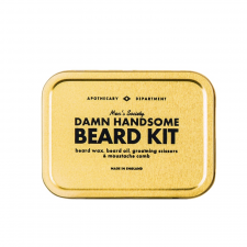 Beard Grooming Kit Top