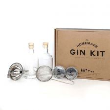 Men's Society Hemgjord Gin-kit