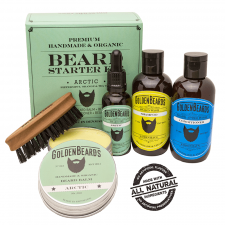 Golden Beards Starter Beard Kit Arctic