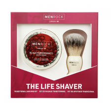 MenRock The Life Shaver - Black Pomegranate