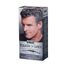 Køb Just For Men Touch of Grey Hårfarve (Black - Grey) - 135,-