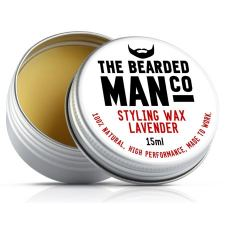 The Bearded Man Lavender Moustache Wax (15 ml)