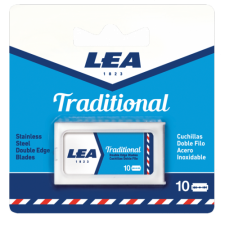 LEA Traditionelle DE-Barberblade (10 stk)