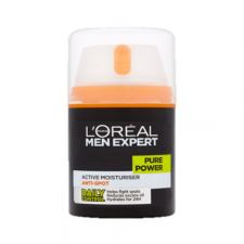 LOreal Men Expert Pure Power Anti-Breakout Moisturiser (50 ml)