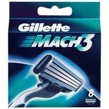 Gillette MACH3 Rakblad (8-pack)