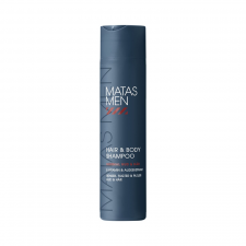 Matas Men Hair & Bodyshampoo Normal Hud (250 ml)