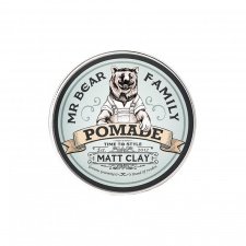 Mr. Bear Pomade Matt Clay (100 ml) (made4men)