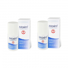 Maxim Antiperspirant Deo Roll-On (2-pak)