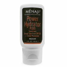 Mënaji Power Hydrator PLUS Medium Sunscreen Broad Spectrum SPF 30 + Tinted Moisturizer (60 ml)