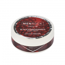 MenRock Shave Cream - Black Pomegranate (100 ml)