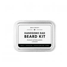 Men's Society Handsome Dad Beard Kit (made4men)