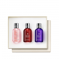 Molton Brown JLP Sumptuous Treats Bathing Travel Gift Set