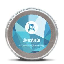 Fit for Vikings Jökulsárlón Moustache Wax