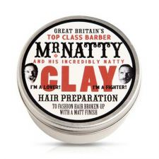 Mr. Natty Clay Wax Hair Preparation (100 ml)