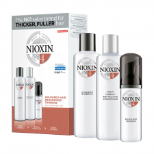Nioxin Hair System Kit 4 For Damaged Coloured Hair (made4men)