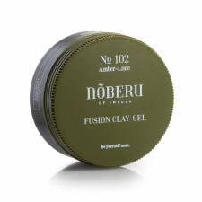 Nõberu Fusion Clay Gel - Amber-Lime (80 ml)