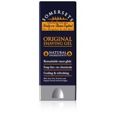 Somersets Shave Gel - Original (200 ml.)
