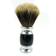 Frank Shaving Metal Rakborstar (Finest Badger)