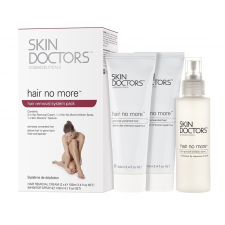 SkinDoctors Hair No More - Hair Removal System Pack (nimen)