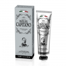 Pasta del Capitano 1905 Charcoal Toothpaste (75 ml) (made4men)