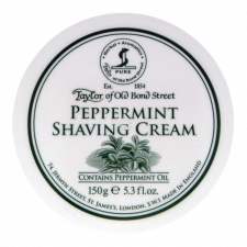 Taylor of Old Bond Street Barbercreme Pebermynte (150 g)