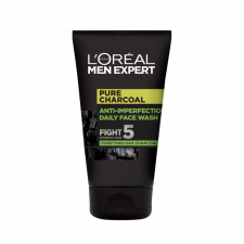 LOreal Men Expert Pure Power Charcoal Ansiktstvätt (150 ml)