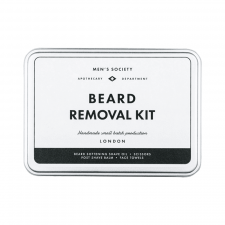 Men's Society Beard Removal Kit (made4men)