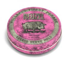 Reuzel Pink Grease Heavy Hold Pomade (113 g)