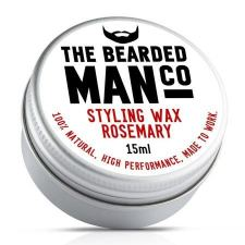 The Bearded Man Rosemary Moustache Wax (15 ml)