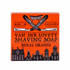 Van Der Lovett Shaving Soap Royal Orange (70 gr)