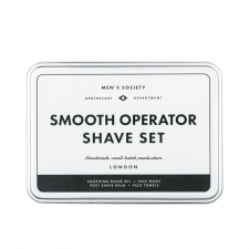 Men's Society Smooth Operator Shave Kit
