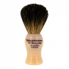 Taylor of Old Bond Street Barberkost 9.5 cm. (Ivory, Pure Badger)